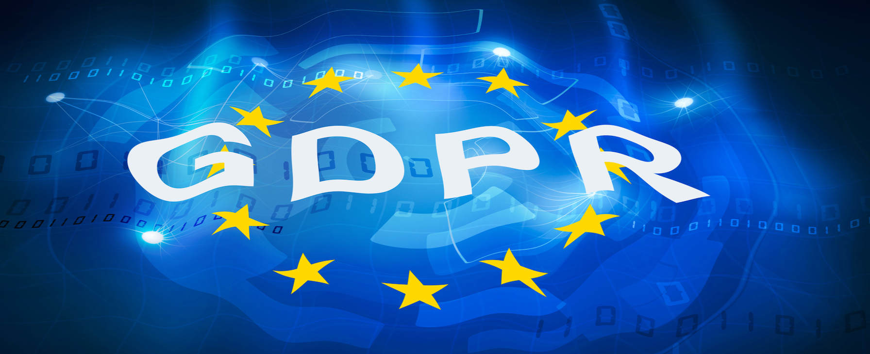 GDPR general data protection regulation.